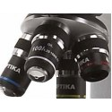 Microscopio Biologico Binocular 1000x LED