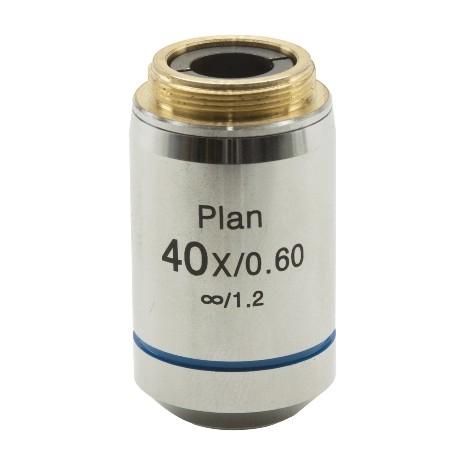 Objetivo plano acromático 40x LWD IOS
