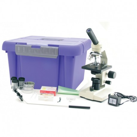 BIOLOGICAL MICROSCOPE SYSTEM