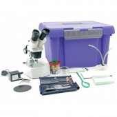 Stereo-Mikroskop Kofferset