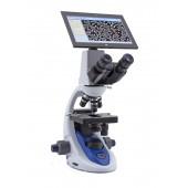 B-190TB Microscopio digital vertical, objetivos acromáticos con Tablet PC