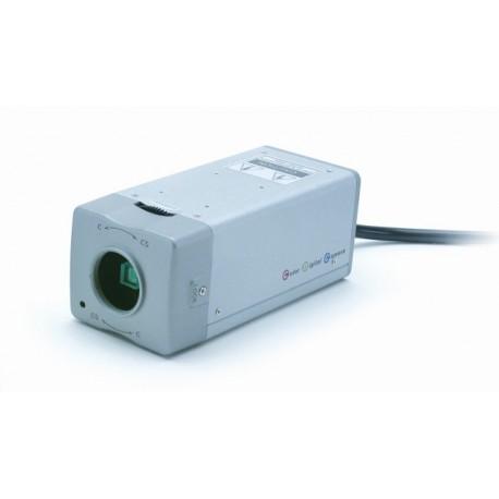 Tele cámara CCD a color de media resolución y montura C