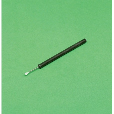Aguja de punta lanceta,con mango. 130cm