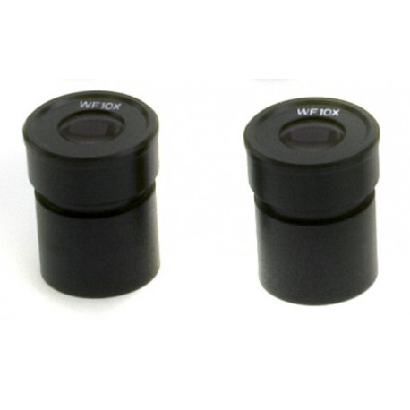 Oculares (pareja)  WF10x/20mm