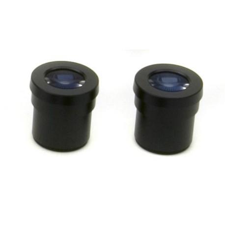 Oculares (pareja) WF15x/15mm