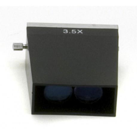 Objetivo 3,5x para ST-50
