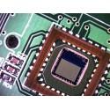 Estereomicroscopio zoom binocular 7x-45x, iluminación incidente y transmitida halógena
