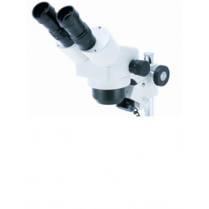 Microscopio trinocular, objetivos pla IOS de contraste de fases 10x, 20x 40x, 100x