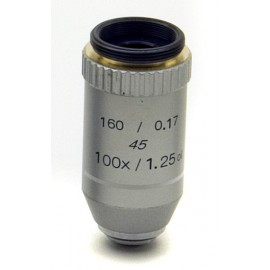 M-136 Objetivo acromático 100x