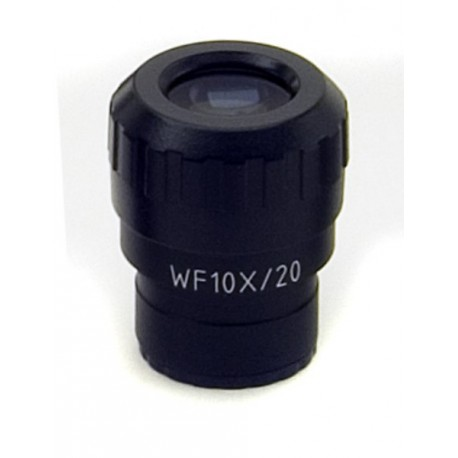 Ocular MicrométricoWF10x/20mm de alto punto de enfoque
