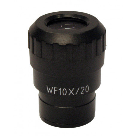 Ocular WF10x/20mm de alto punto de enfoque