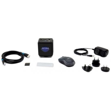 C-H4K Cámara de microscopio 4K Full HD C