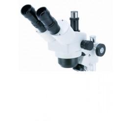 LAB 3-TH Cabezal Trinocular zoom, con Oculares