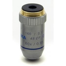 Objetivo acromático 60x