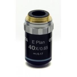 M-333 Objetivo plano acromático 40x IOS