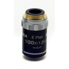 Objetivo plano acromático 100x IOS