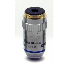 M-323 Objetivo plano acromático 40x