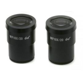 ST-081 Ocular (pareja) WF10x/20 mm