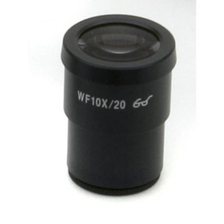 Ocular micrométrico WF10x/20 mm