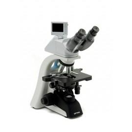"""Microscopio binocular digital 3Mpixels con pantalla color LCD de 2,5"""""""