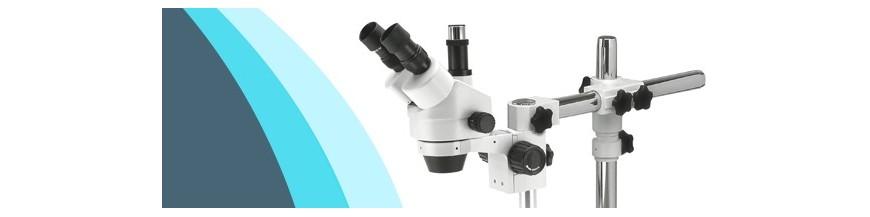 Microscopio por aplicación