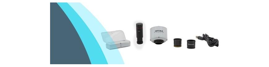 Adaptadores de Microscopio para Cámara Digital